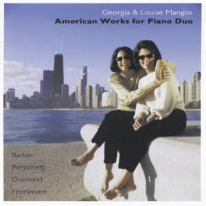 American Works for Piano Duo Product Image