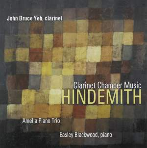 Clarinet Chamber Music by Hindemith Product Image
