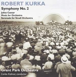 Robert Kurka: Symphony No 2 Product Image