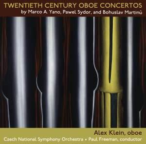 Twentieth Century Oboe Concertos Product Image