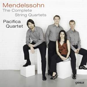 Mendelssohn: The Complete String Quartets Product Image