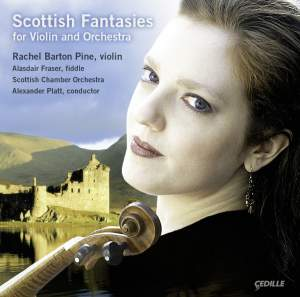Scottish Fantasies for Violin & Orchestra Product Image