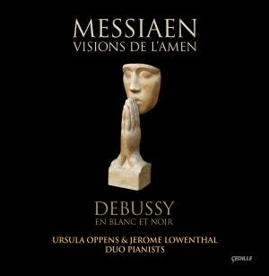 Two-Piano Music of Messiaen & Debussy Product Image