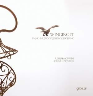 Winging It: Piano Music of John Corigliano Product Image
