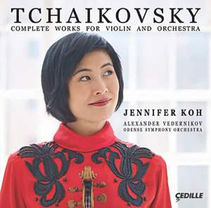 Tchaikovsky: Complete Works for Violin & Orchestra Product Image