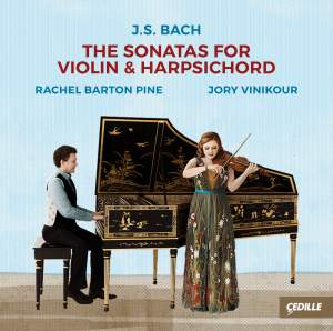 JS Bach: The Sonatas for Violin & Harpsichord Product Image