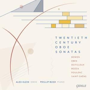 Twentieth Century Oboe Sonatas