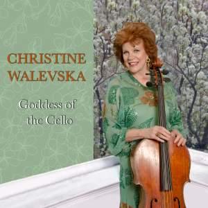Goddess of the Cello