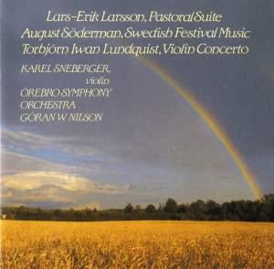 Larsson: Pastoral Suite Product Image