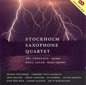 Stockholm Saxophone Quartet Product Image