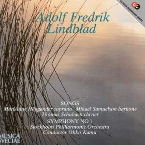 Lindblad: Symphony No. 1 & Songs