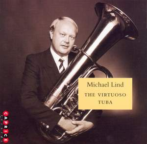 Michael Lind: The Virtuoso Tuba Product Image