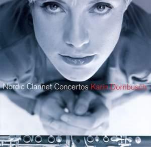 Nordic Clarinet Concertos