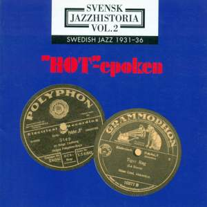 Swedish Jazz History, Vol. 2 (1931-1936)
