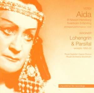 Verdi: Aida (incomplete)