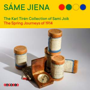 Sáme jiena: The Karl Tirén Collection of Sami Joik - The Spring Journeys of 1914 Product Image