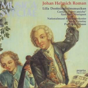 Johann Helmich Roman: Lilla Drottningholmsmusiken