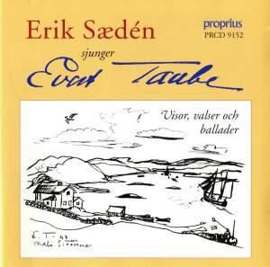 Erik Saeden Sings Evert Taube