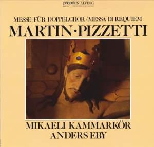 Martin: Mass / Pizzetti: Requiem