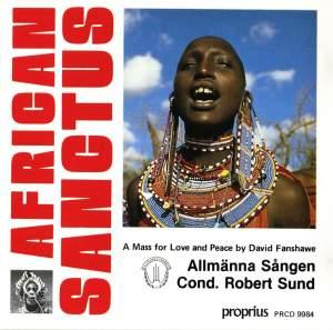 Fanshawe: African Sanctus Product Image