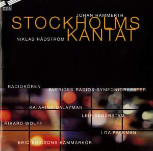 Hammerth: The Stockholm Cantata Product Image