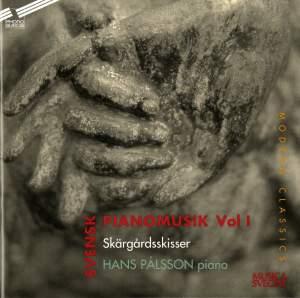 Swedish Piano Music 1910 - 1945 Vol. 1
