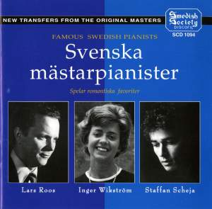 Famous Swedish Pianists