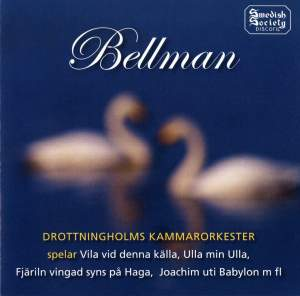 Bellman: Songs Arranged for Orchestra Product Image