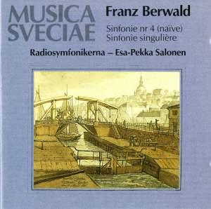 Berwald - Symphonies 3 & 4