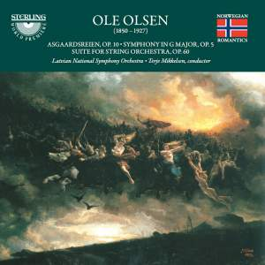 Ole Olsen: Symphony in G