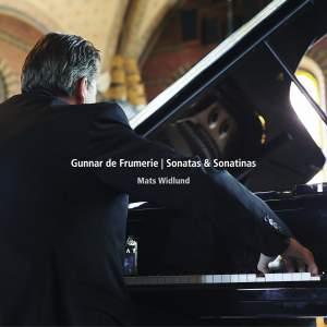 Gunnar de Frumerie: Sonatas & Sonatinas