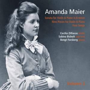 Amanda Meier: Volume 2