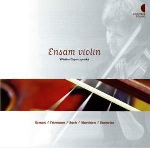 Ensam violin