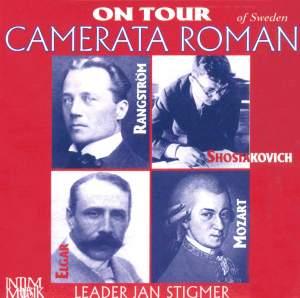 Camerata Roman of Sweden: On Tour