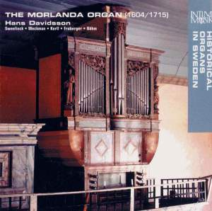 The Morlanda Organ: A Historical Swedish Organ