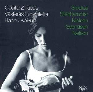Sibelius: Two Humoresques Op. 87, etc.