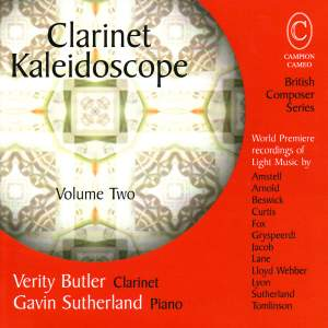 Clarinet Kaleidoscope Vol. 2
