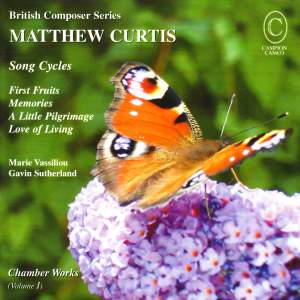 Matthew Curtis: Chamber Works Vol. 1