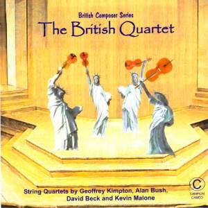 The British Quartet: Kimpton, Bush, Beck, Malone