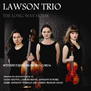 Lawson Trio: The Long Way Home Product Image
