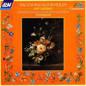 Bach, Schmelzer, Schenck, Böhm & Erlebach: Chamber Works Product Image