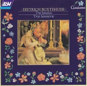 Buxtehude: Trio Sonatas