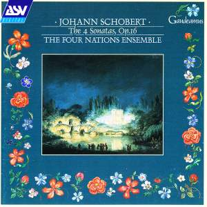 Schobert: The 4 Sonatas, Op. 16