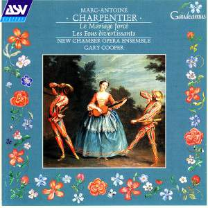 Charpentier - Theatre Music