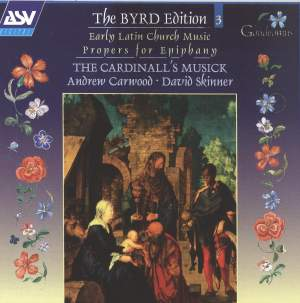 Byrd Edition Volume 3