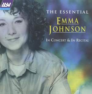 The Essential Emma Johnson Product Image