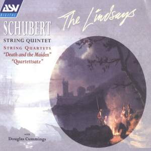 Schubert: Death & the Maiden Quartets