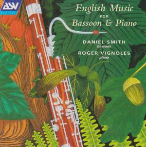 English Music For Bassoon