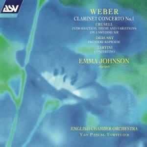 Weber: Clarinet Concerto No.1