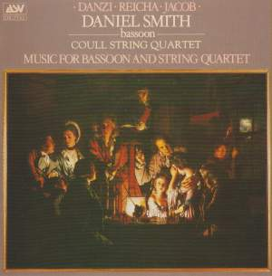 Music for Bassoon and String Quartet